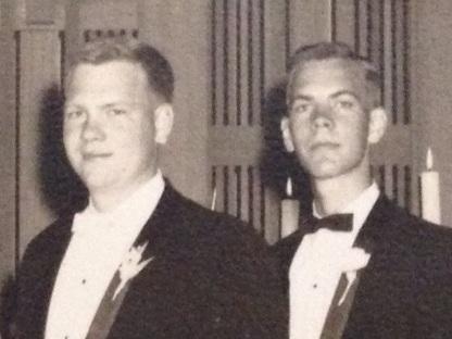 20 Melvin (rt) Everett (lft) 1962