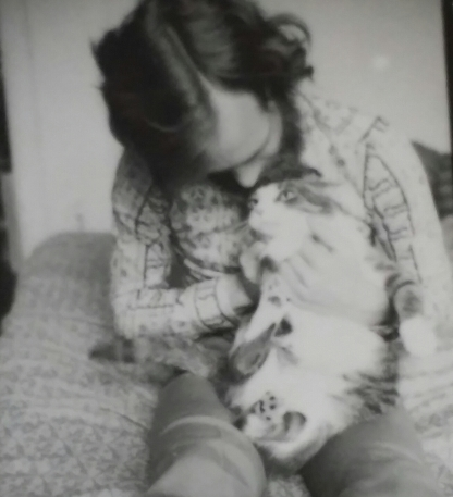 He loved his cats