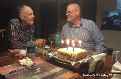 Nathan's birthday