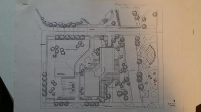 Naperville site plan